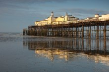 Hastings Pier, Sussex © Glen Diamond